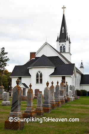 Church Cemeteries