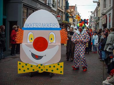 Carnaval 2002-2003-2004-2006