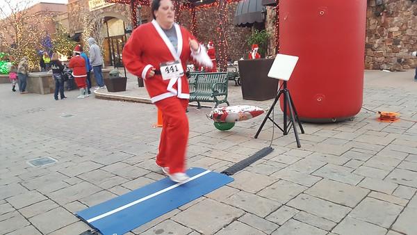 2016 Utah Santa Run
