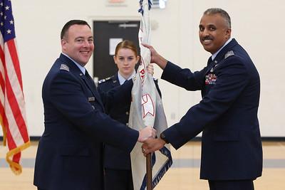 2018 Michigan Wing Change of Command