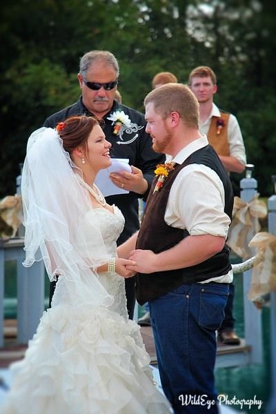 Kendra & Collin Wedding