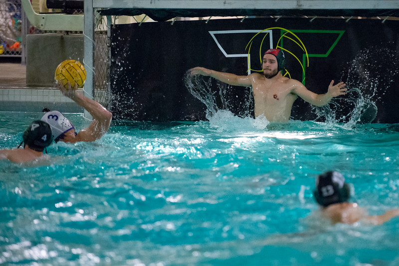 THS Boys Varsity Water Polo vs Newberg