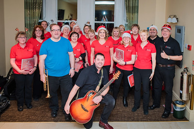 Hospice at Home 2 Christmas Festivities 2017