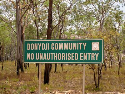 Donydji  visit - November 2008