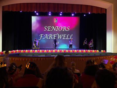 2018 Senior Farewell