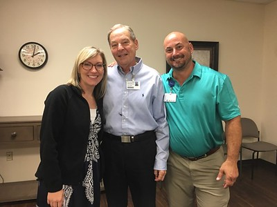 Deacon Bill Farewell Reception (June 2018)