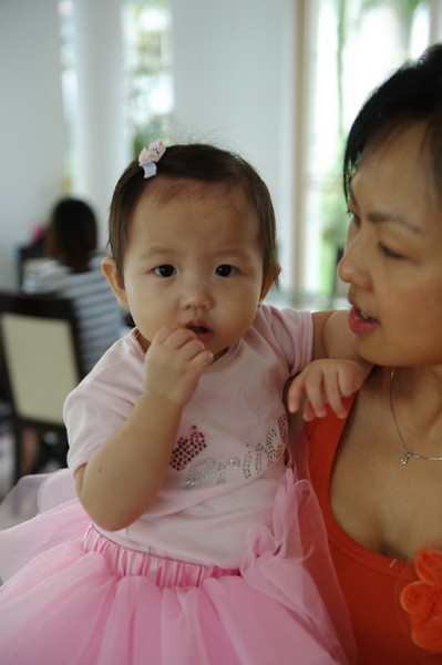 Siyu 1st Birthday