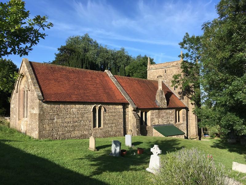 Church of St Martin, North Stoke