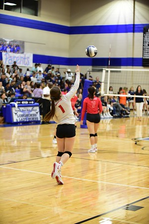 Jourdanton Volleyball V Goliad Regional Quarter Finals