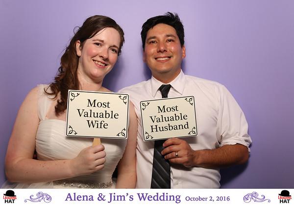 Alena & Jim's Wedding