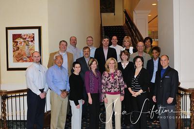 Corestaff Executives 2009