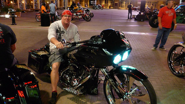 Westgate Bike Night 10/19/11