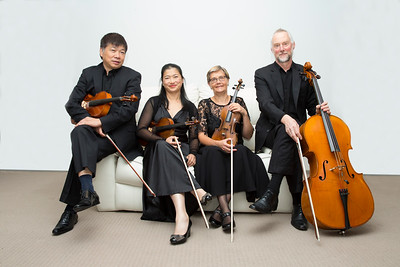 May 17 - Aroha String Quartet