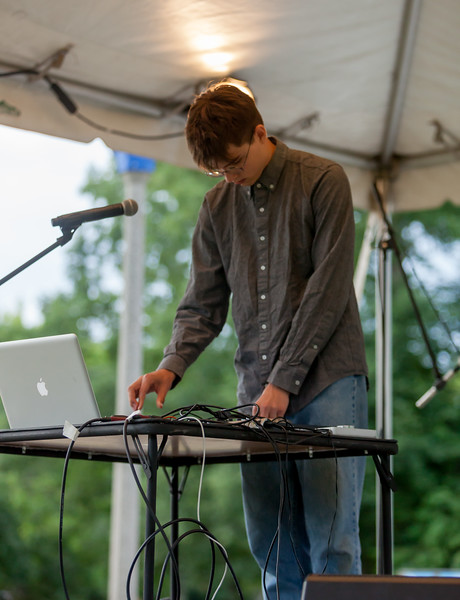 Max Moore VARSA Youth Stage at Ober Park Friday