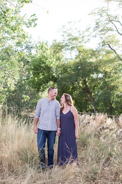 Engagement!   Derek and Miranda