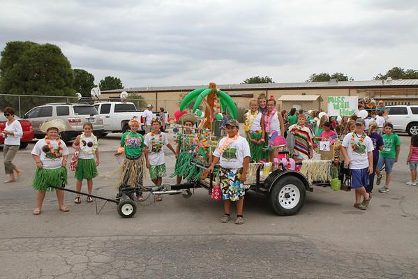 2011-Sep-15 JH Homecoming Parade