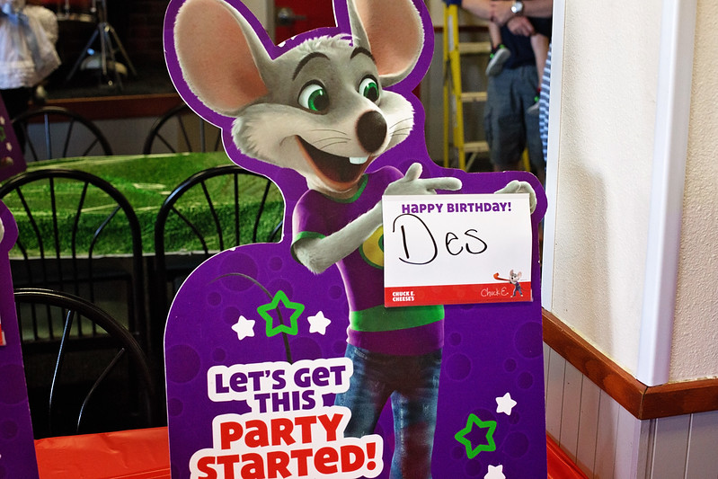 #ad Take the stress out of planning the best summer birthday parties and let Chuck E. Cheese's do it with their greatest new offerings and Unlimited Games!