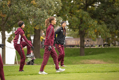 2018 Gophers Cross Country