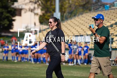 2018 Cal Poly Women's Soccer vs UCSB