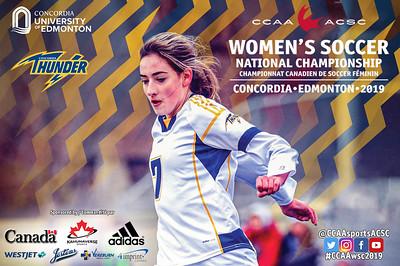 2019 CCAA Women's Soccer National Championship