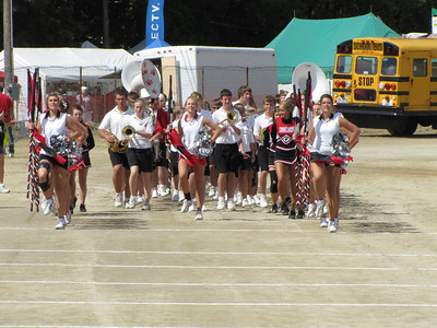 '10 Geauga Fair Band O Rama Cardinal