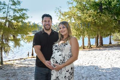 Annie & Chris Maternity