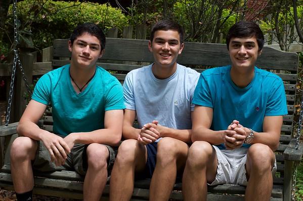 Lea's Boys 2015