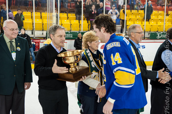 Governor's Cup - Game 2