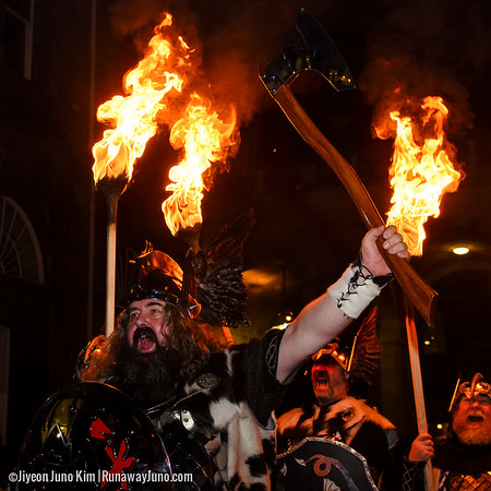 Torchlight Procession 2014/15