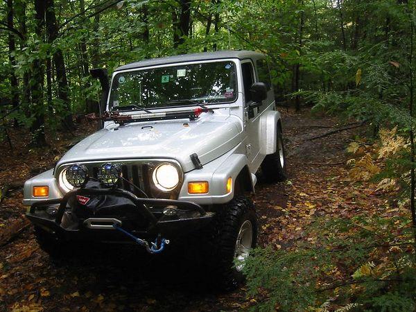 Off Road 9 Oct 2005