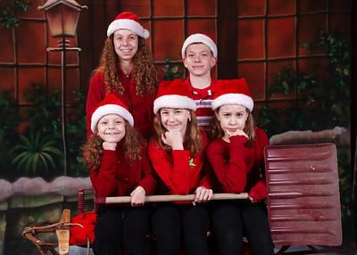 2015 Riley's Family Christmas Photobooth