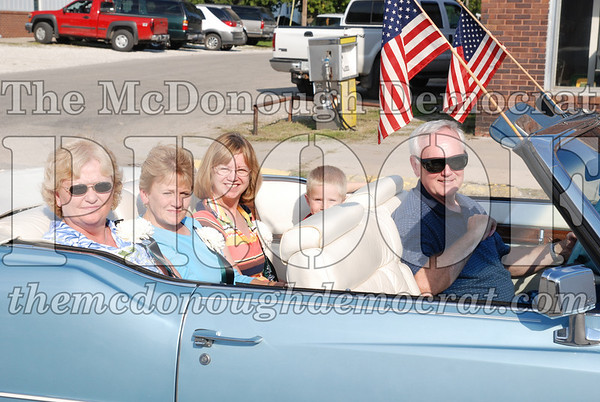 Homecoming Parade 09-19-08