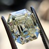 4.71ct Antique Asscher Cut Diamond GIA WX VS2 37