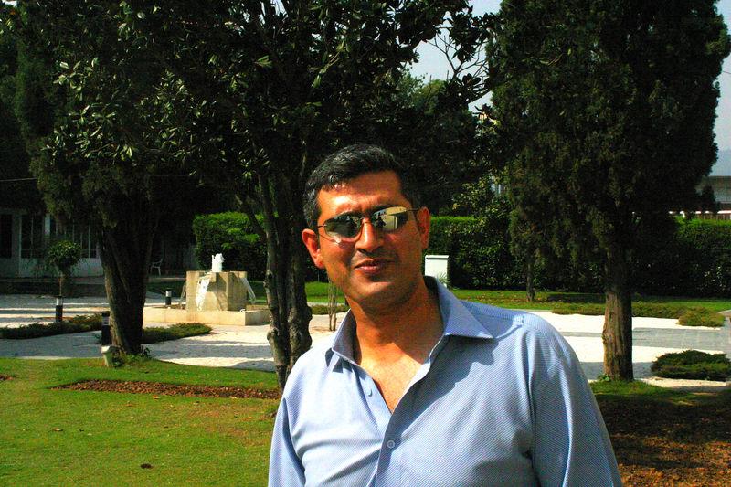 Adil at Islamabad Club