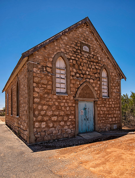 1919 Methodist Church - Sedan, Sth. Australia