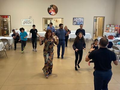 Armenian Dance Class