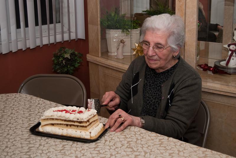 Grandma's 82nd Birthday