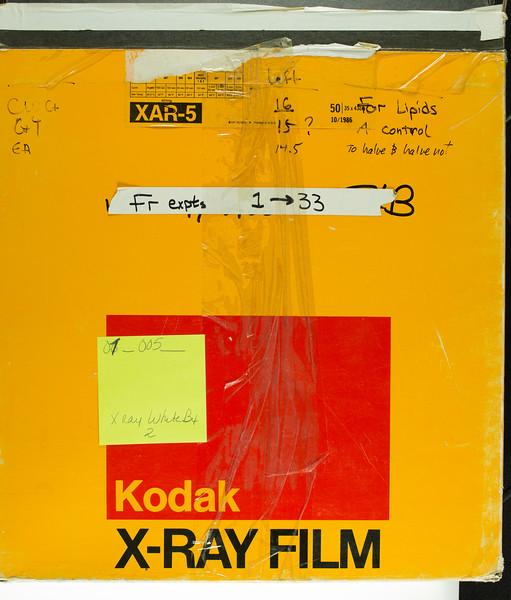 CWG-07-005 Diagnostic Film