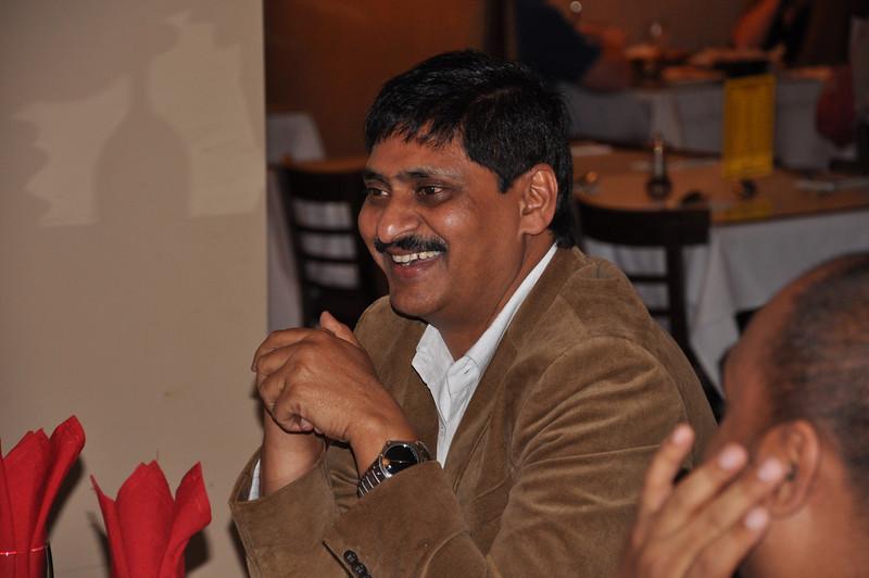 SV Krishna Reddy in Atlanta