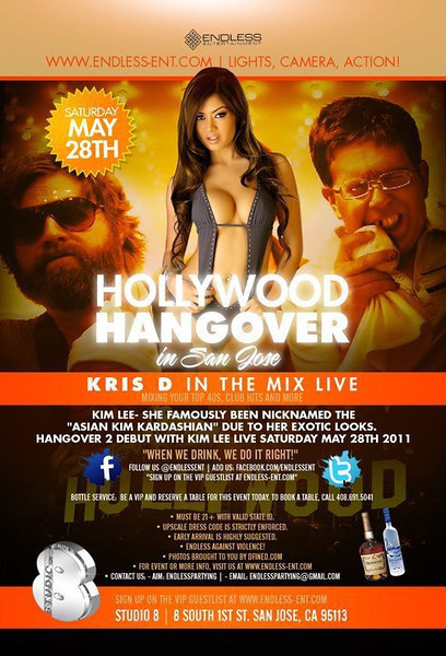 5/28 [The hangover 2@studio 8]