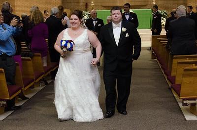 Maryanne and Dan Get Married