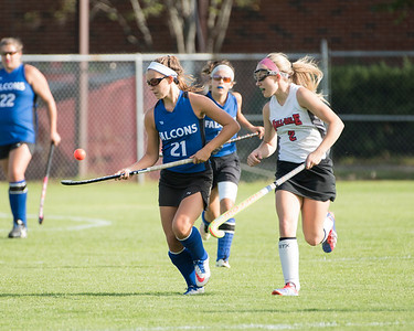Field Hockey:  Hall-Dale vs Mt Valley