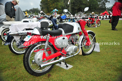 Barber's Vintage Motorcycle Shows