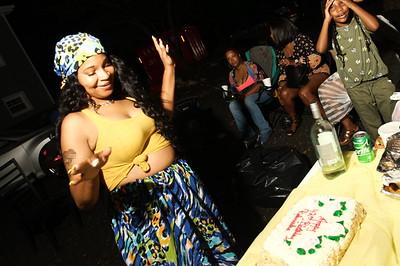 AUGUST 23RD, 2020: RAHNEISHA'S BIRTHDAY BASH