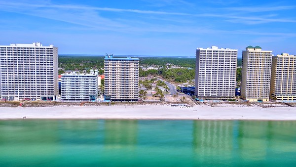 Grandview Beach Resort, Panama City Beach, Florida