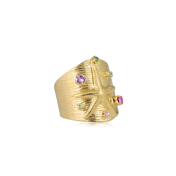 Starfish-Ring-Multicolour-Gold---Caroline-Svedbom.jpg