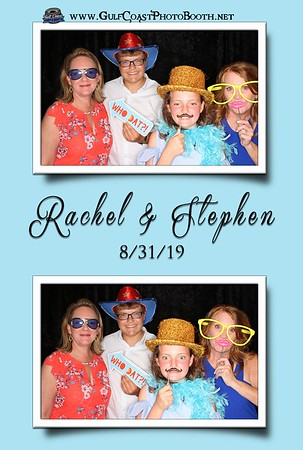 Rachel Botto Wedding Reception