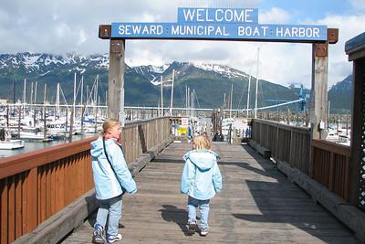 Seward Alaska, June 2006