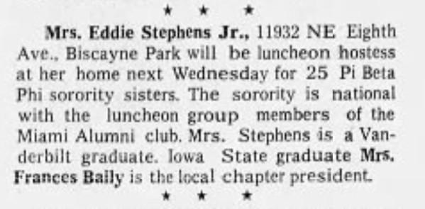 Eddie Stephens Family Legacy