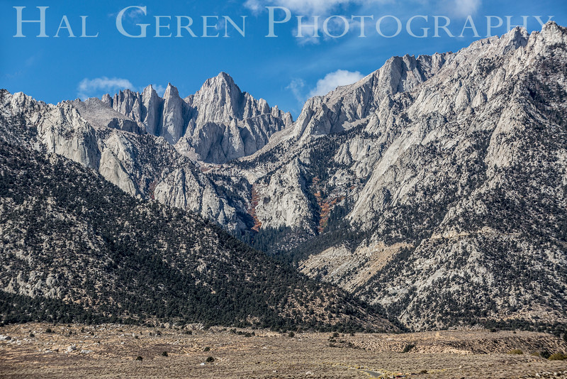 Mount Whitney Lone Pine, California 1610S-MW1